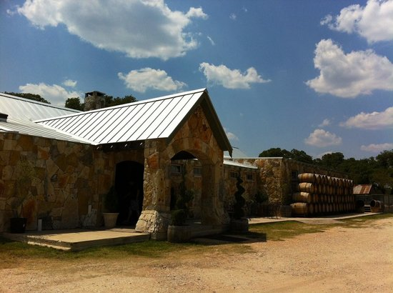 Wimberley Valley Winery: Winery and tasting room.