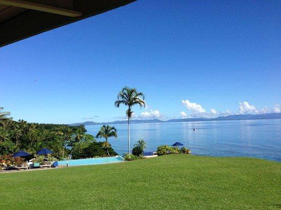 Taveuni Island Resort & Spa: Another nice day