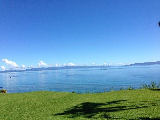 Taveuni Island Resort & Spa: Views of Ocean from resort