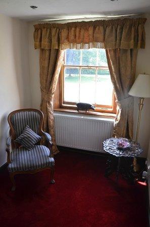 Rhandregynwen Hall Bed & Breakfast: Landing