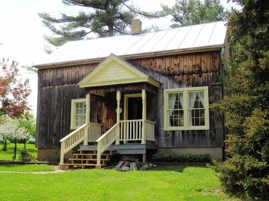 Pinecrest Historical Village: home