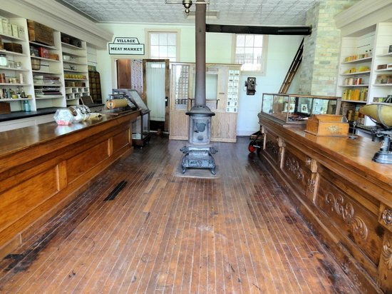 Pinecrest Historical Village: store