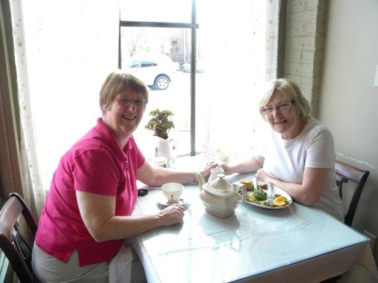 The Ploughcroft Tea Room: Friends