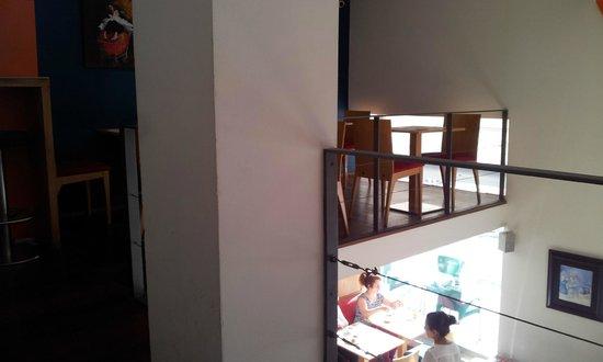 Residencial Lar do Areeiro: Cafetería