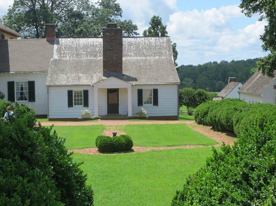 James Monroe's Highland: Monroe's home