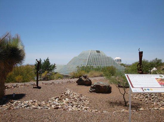 Biosphere 2: Biosphere