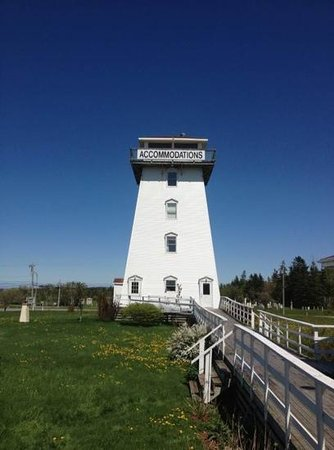 Baywatch Lighthouse & Cottages: 添加標題
