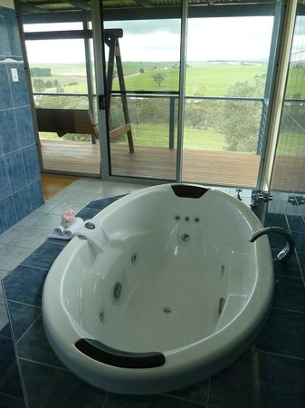 Barossa Pavilions: The spa