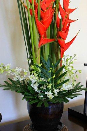 Baan Sawan Villa: Flowers