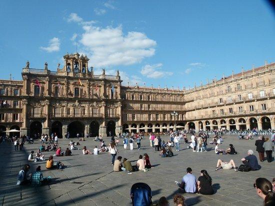 Salamanca,Casco Historico