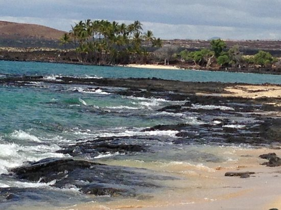 Kona Coast State Park: Secluded and worth the drive