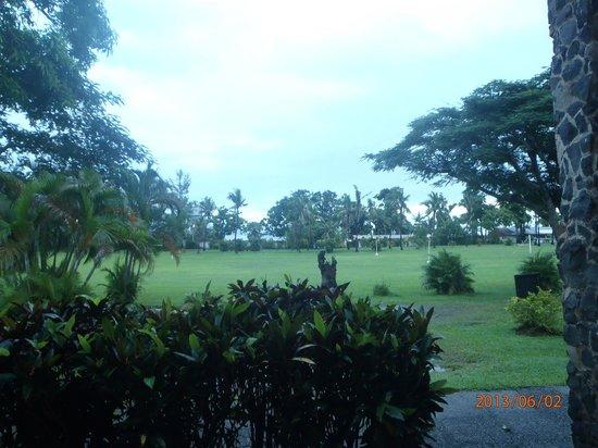 Novotel Nadi: Gardens