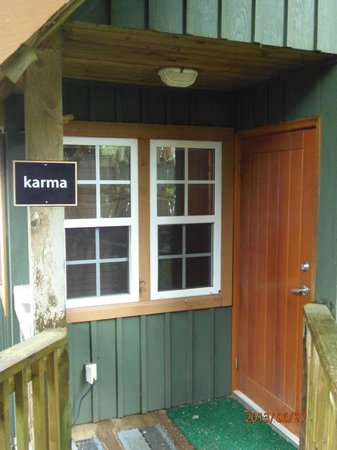 The Cabins at Terrace Beach: Karma Cabin