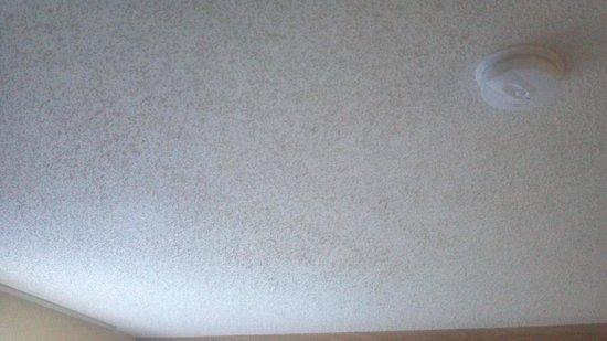 Days Inn Blue Springs: filthy ceiling