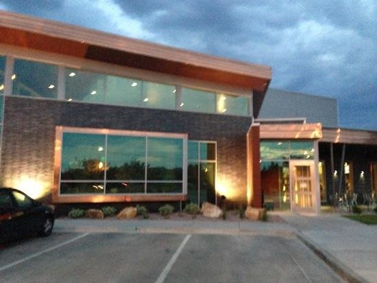 Vernal Brewing Company: outside building view