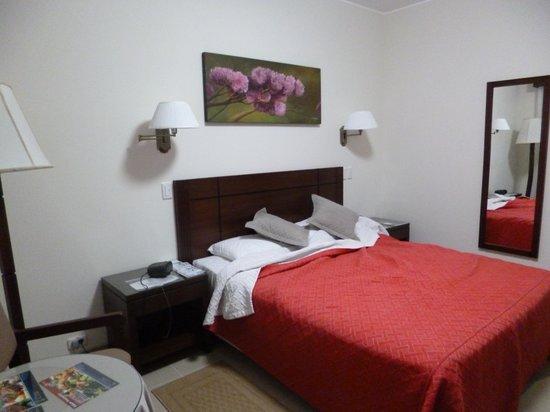 Hotel Cortez : Dormitorio matrimonial o para una persona
