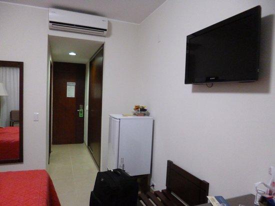 Hotel Cortez : La habitación