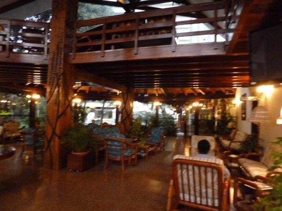 Hotel Cortez : Hall de entrada