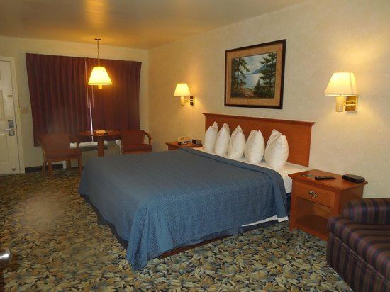 Quality Inn Lake George: Bedroom