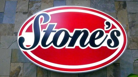 Stone's sign