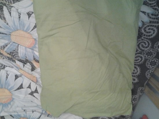 Artist Hostel on Chistye Prudy : pillow