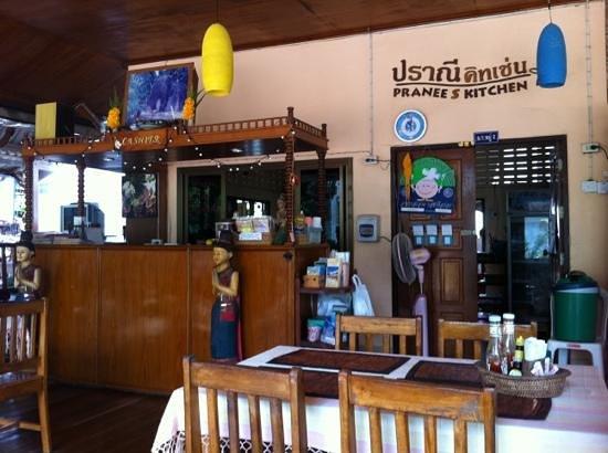 Pranee's Kitchen: Ajouter une légende