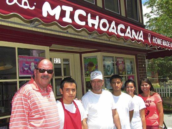 Michoacana Icecream : Best Ice Cream -try it.