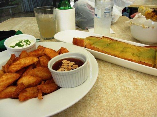 Port Douglas Surf Club Bar & Bistro: Light lunch