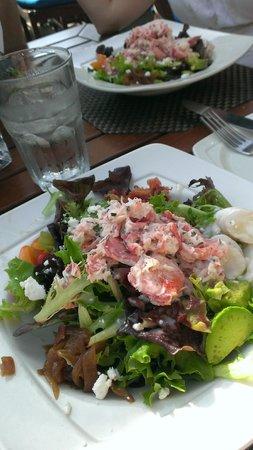 Latitudes Restaurant: Coastal Maine Lobster Cobb Salad