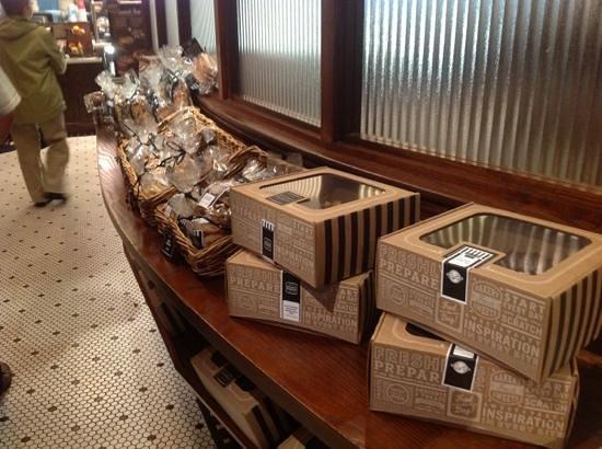 Corner Bakery Cafe Flowood
