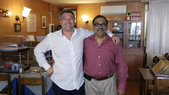 Hotel Al Soffiador: Alessandro was so helpful...Thank You.