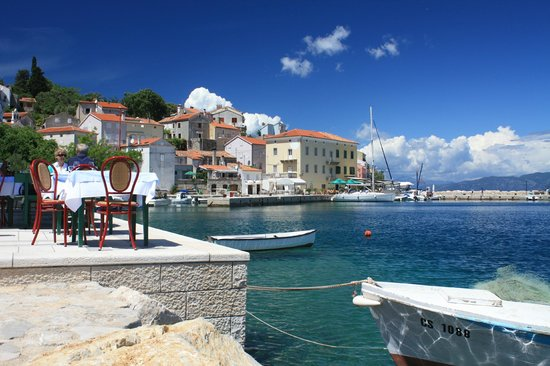 Valun, Island Cres, Croatia
