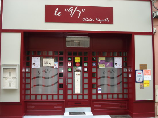 Restaurant Le 9 7 : le restaurant