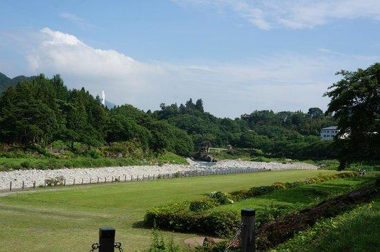 Minakami-machi, Japonia: 清流公園