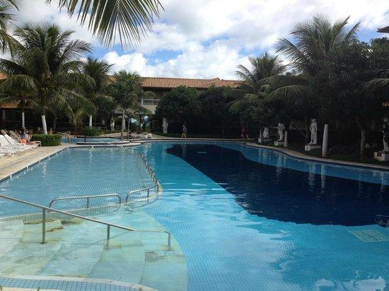 Atlantico Buzios Hotel: Piscina