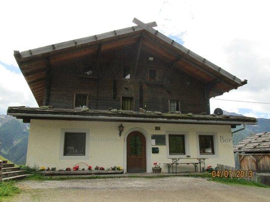 Restaurant St. Moritz: La trattoria