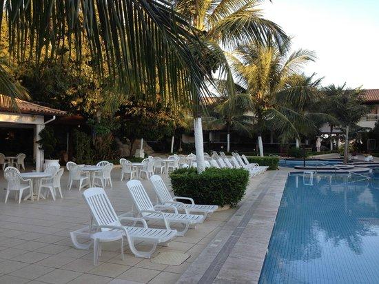 Atlantico Buzios Hotel: Area de la piscina