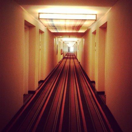 Aloft Chennai, OMR - IT Expressway: corridor