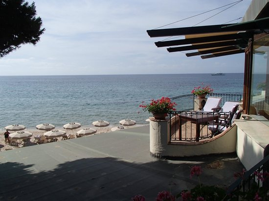Forte Village Resort - Waterfront Suites: View from balcony