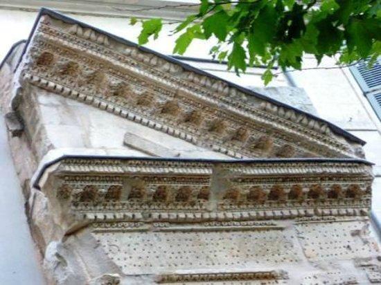 Place du Forum : Reste des Forum Romanum