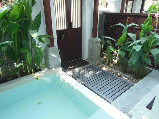 Pavilion Samui Villas & Resort: Villa with pool