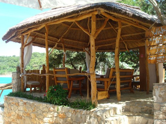 Laganini Lounge bar & Fish House: ..