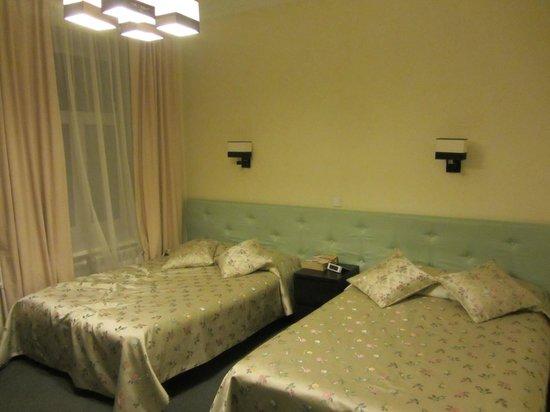 Roses Hotel : Zimmer