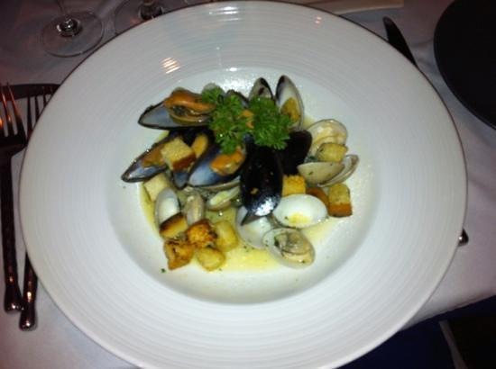 Marco Polo Resort & Restaurant: soutè