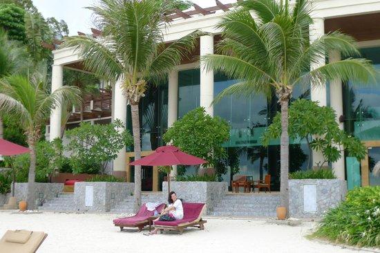 InterContinental Pattaya Resort: Hotel Private Beach