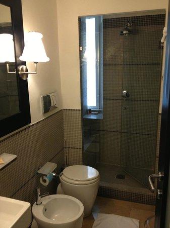 Residenza A: Salle de bains