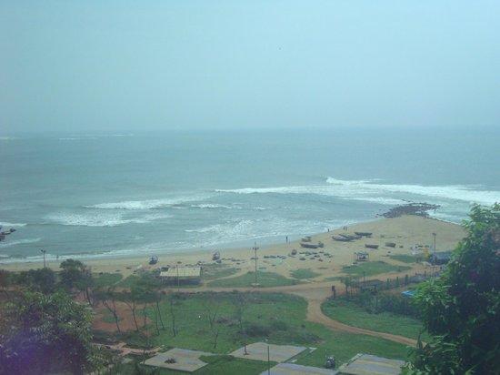 Aptdc Haritha Beach Resort Rishikonda