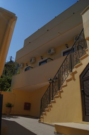 Hotel Corfu Secret: отель