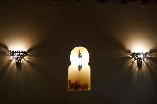 Riad Imik Imik: Lighting