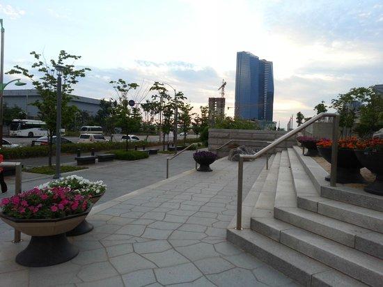 Orakai Songdo Park Hotel : New construction and clean